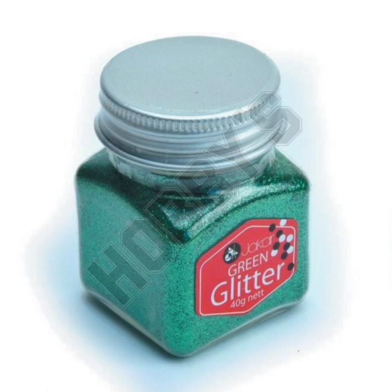 Gltter Green 40g