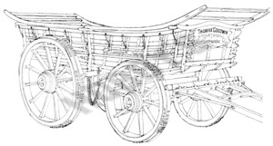 Hereford Waggon Plan