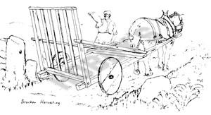 Welsh Truckle Cart Plan