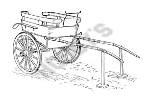 Governess Cart  Plan