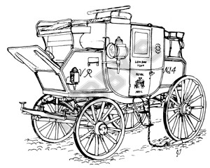 Royal Mail Coach Plan