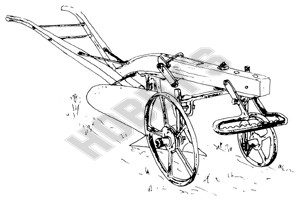 Yorkshire Wheel Plough Plan