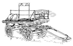 Coal Merchant's Trolley Plan
