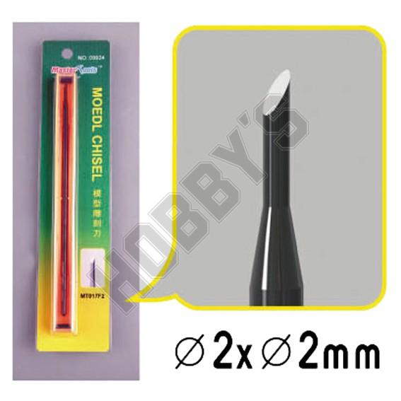 Model Chisel 2mm
