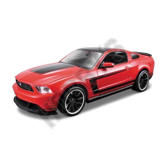 Ford Mustang Boss Metal Model Kit