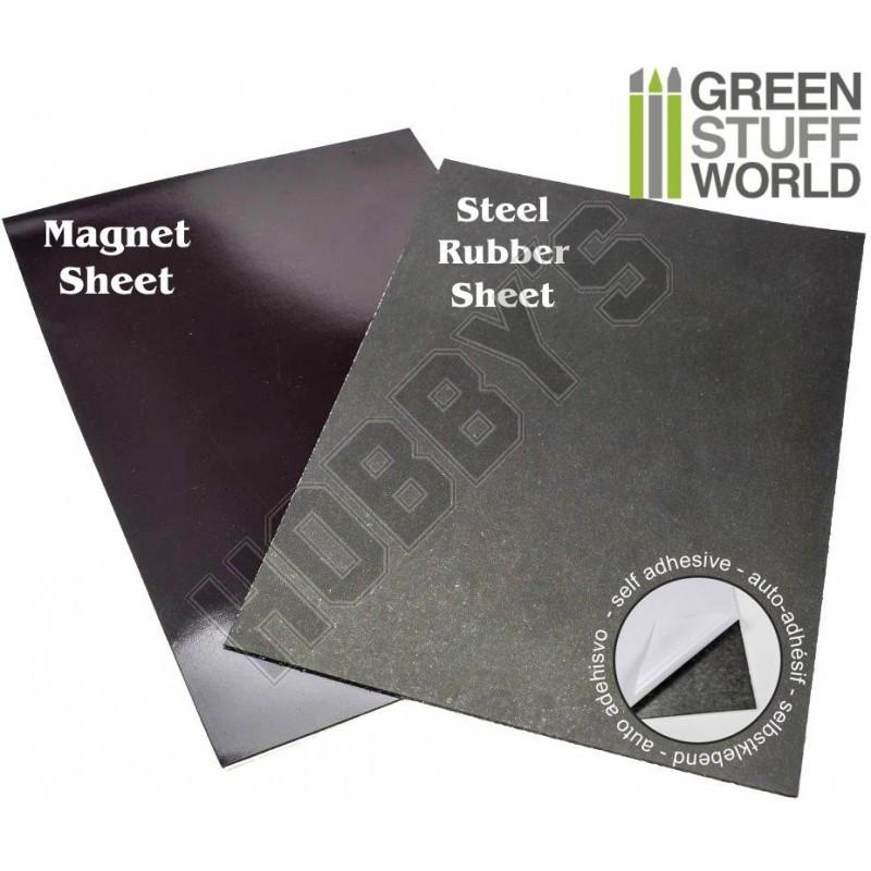 Self Adhesive Sheets Combo