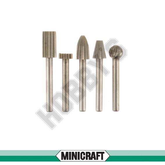 Milling Five Coarse Cutters