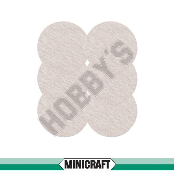 Adhesive Sanding Discs Fine