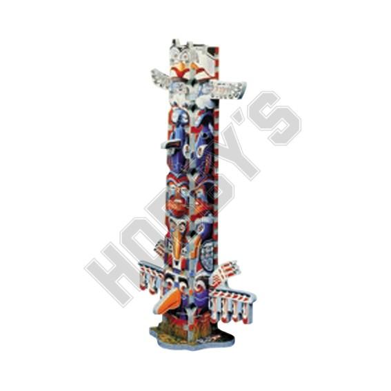Mini 3D Puzzle - Totem Pole