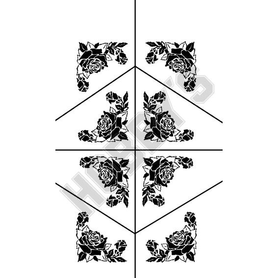 Flowers - Corner Displays X 8