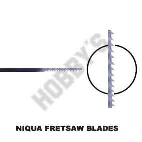 Niqua Fret Blades Size 7