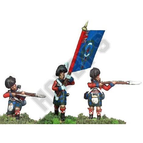 British 42nd Highlanders