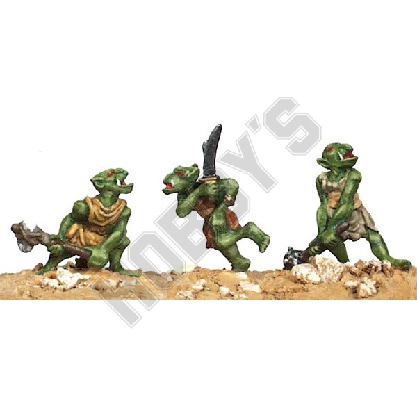 Goblins 3 X