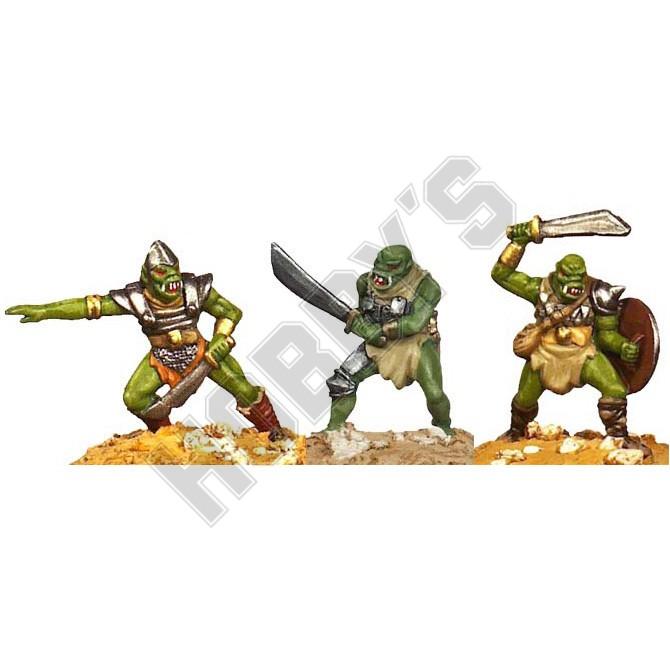 Battle Orcs