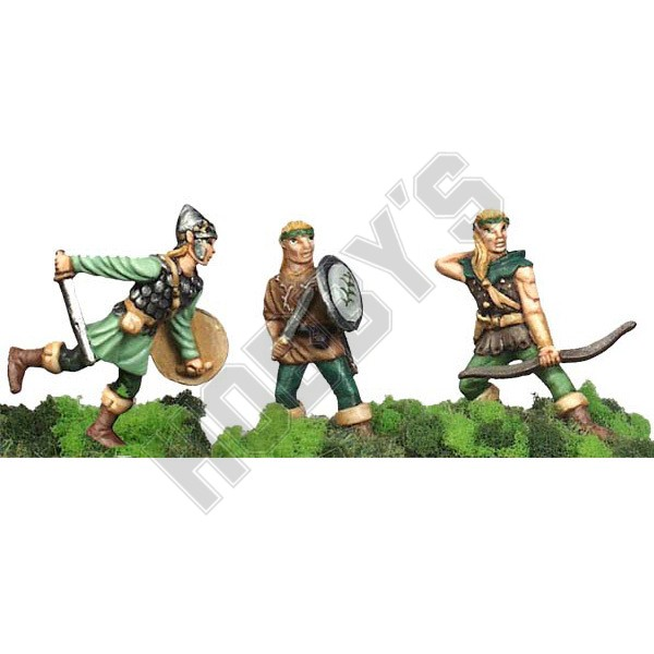 Casting Mould - Silvan Elves