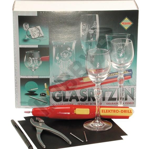 Glass Engraving Set