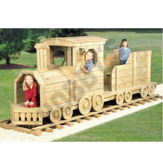 Locomotive & Coal Car Design