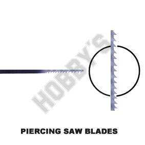Fret Blades/Metal