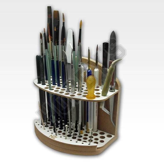 Small Brush & Tool Holder