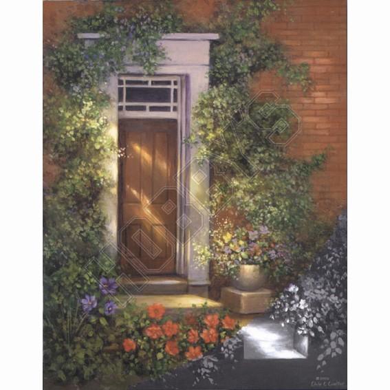 49 Victoria Lane - Acrylic Painting