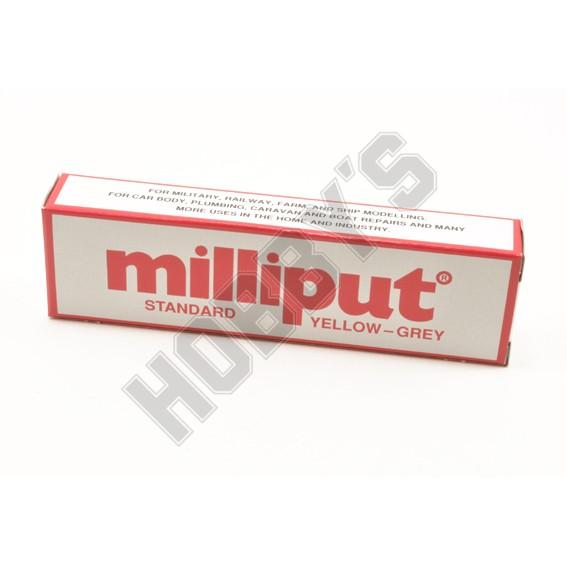 Milliput - Yellow Grey