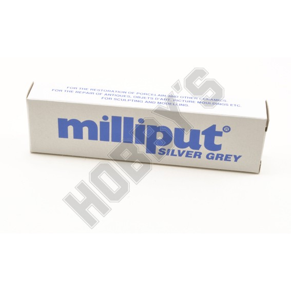 Milliput - Silver Grey