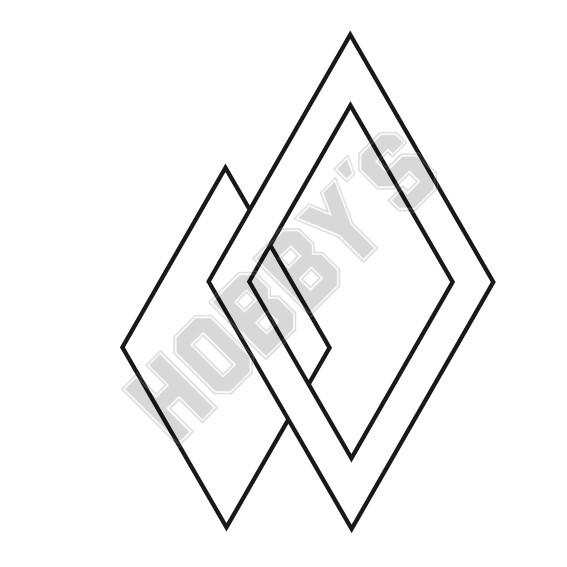 Piece of Fabric - Diamond