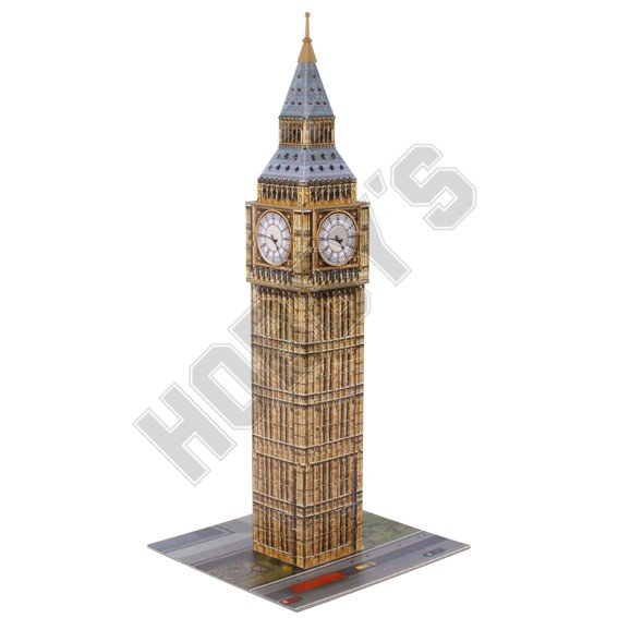 Big Ben Tower Puzzle