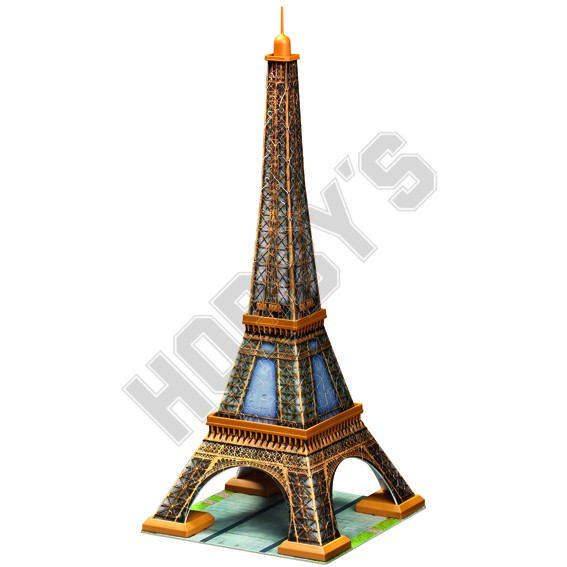 The Eiffel Tower Puzzle