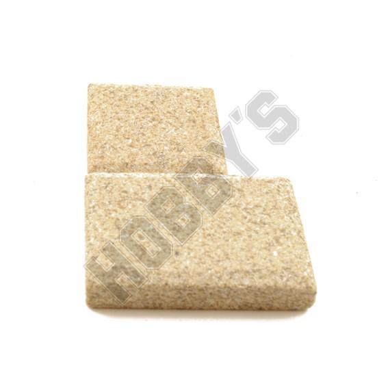 Rusticated Quoin Stones