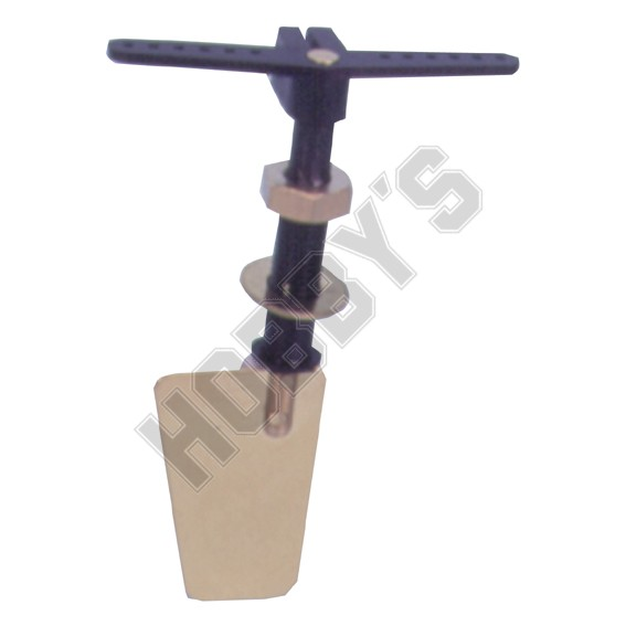 Small Rudder & Shaft Unit