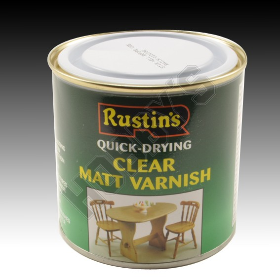 Acrylic Varnish - Matt (250ml)