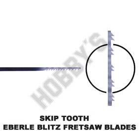 Fret Blades Size 2