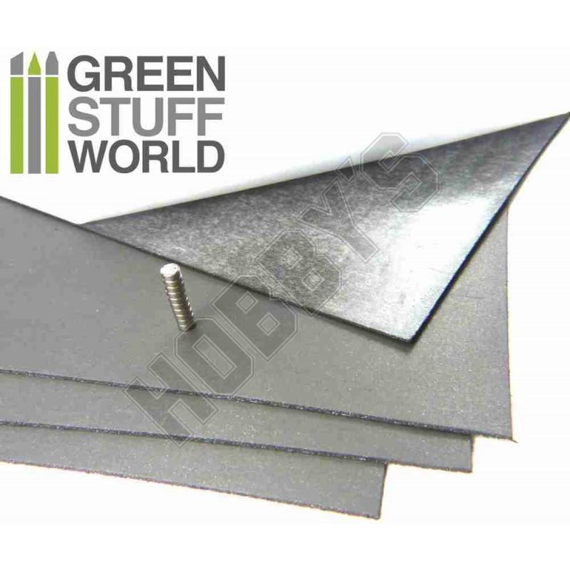 Self Adhesive Sheets Steel R 2