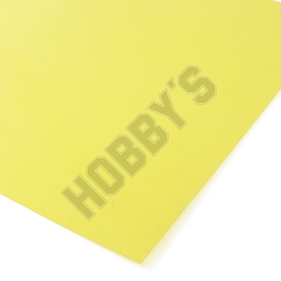 Translucent Coloured Sheet - Yellow
