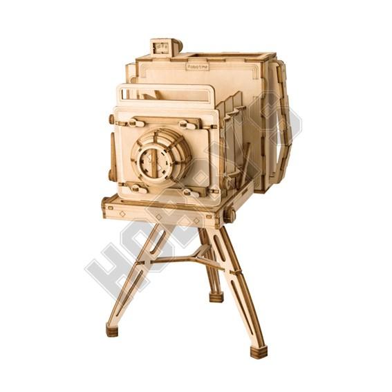 Vintage Camera 3D Puzzle
