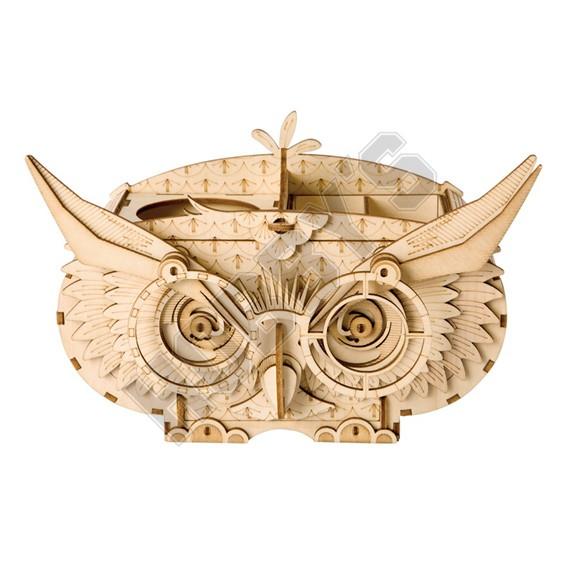 Owl Storage Box