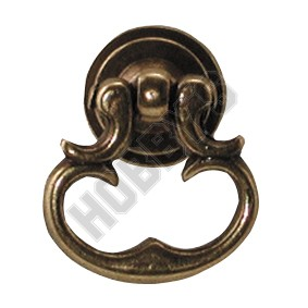 Antique Brass Pull