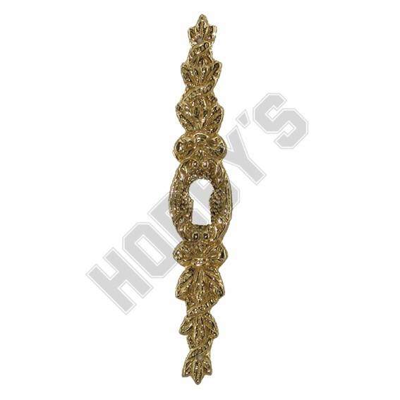 Brass Key Plate