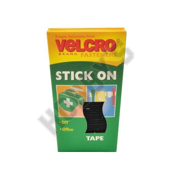 Velcro-Stick 'N' Stick - Black