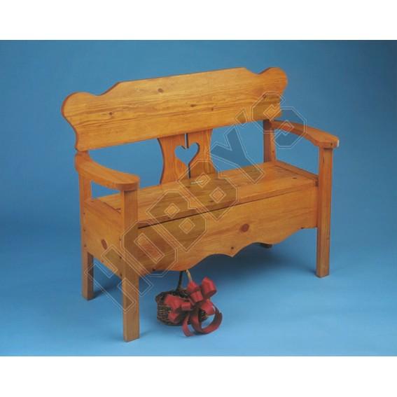 Deacon's Bench Design