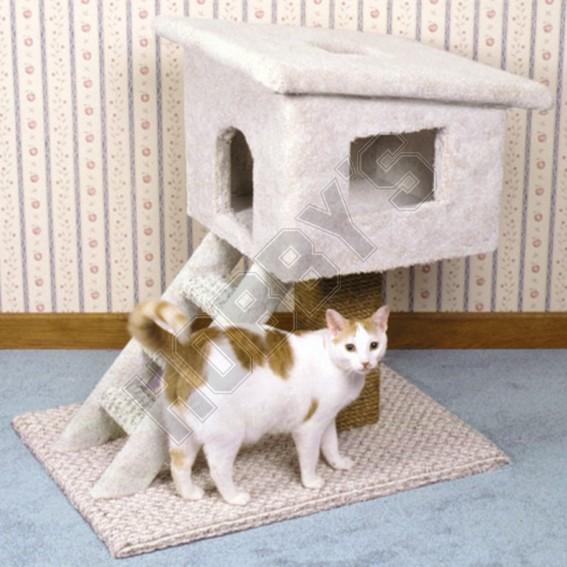 Cat Tree House Design
