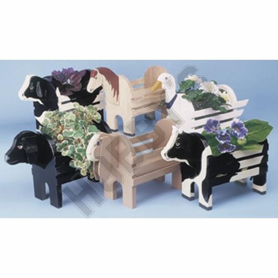 Animal Planter Design