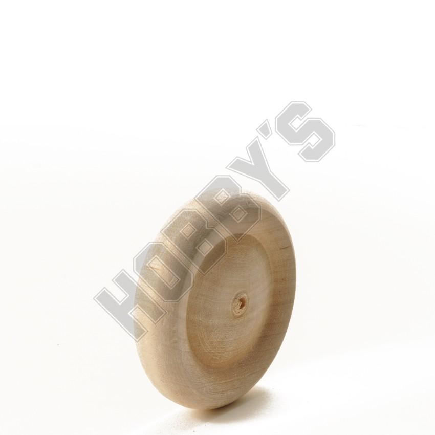 Wooden Toy Wheels - Pkt.2