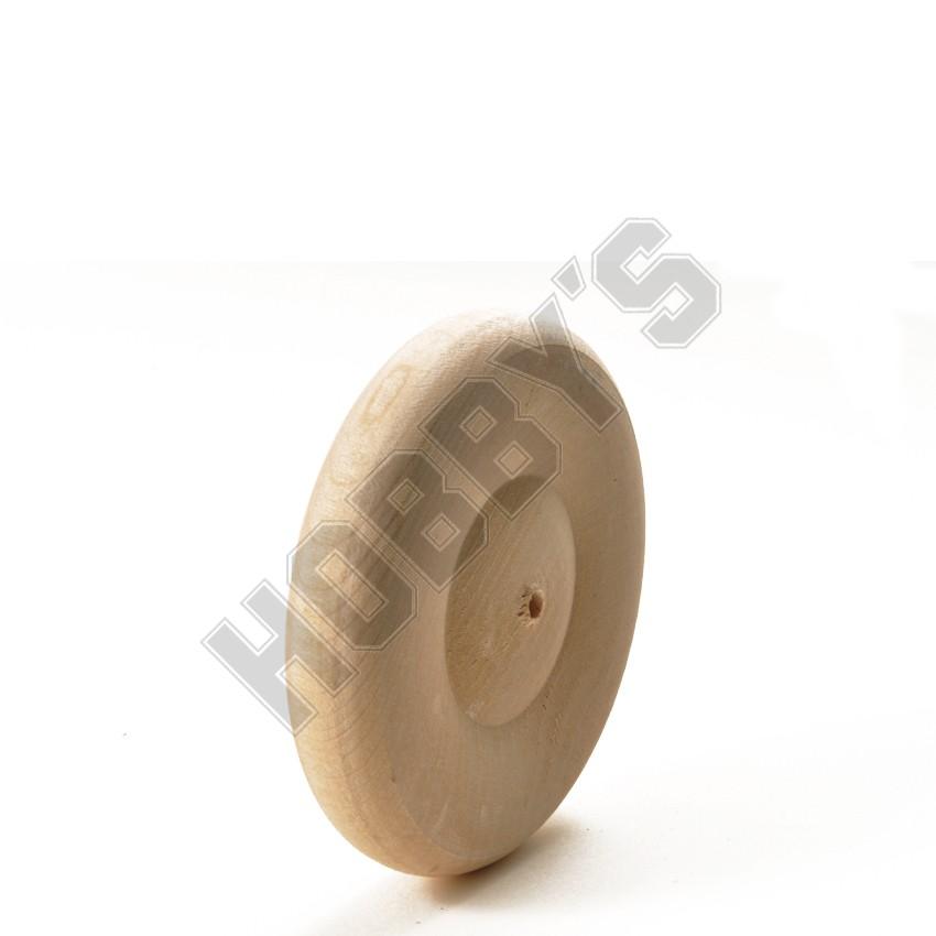 Wooden Toy Wheels - Pkt.2 (