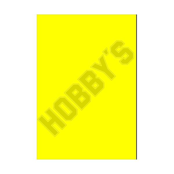 Coloured PVC - Yellow