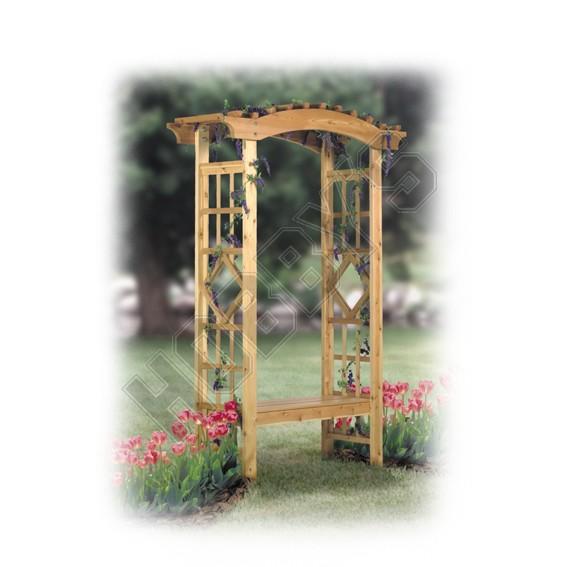 Garden Arbor Design
