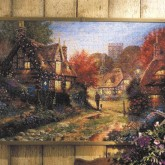 Cottage By Night Jigsaw