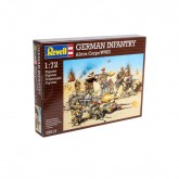 Germany Infantry, African Corps WWII 1:72