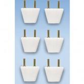 Spare Plugs 2 Pin